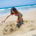 Jasmine Grey - Petite Beach Babe Gets Boned | Picture (24)